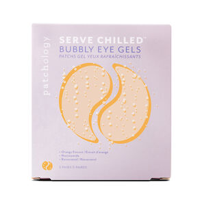 Serve Chilled Bubbly Eye Gels