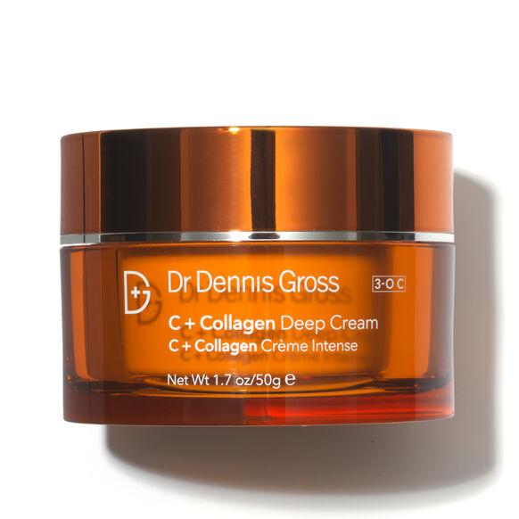 C + Collagen Deep Cream, , large, image1