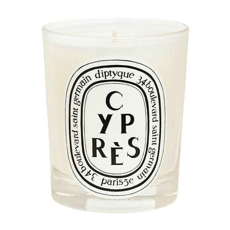 Cypres Scented Candle, , large