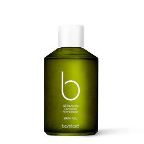 Geranium Bath Oil