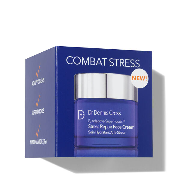 B3 Adaptive SuperFoods Stress Repair Face Cream, , large, image4