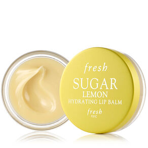 Sugar Hydrating Lip Balm, Lemon, large