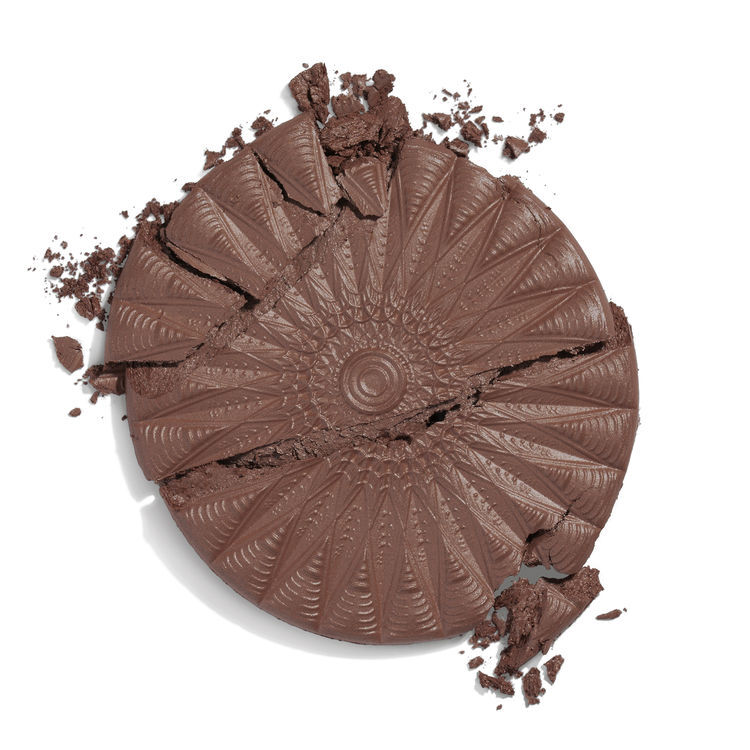 Limited Edition Real Bronze Gel-Powder Bronzer Compact, GOA, large