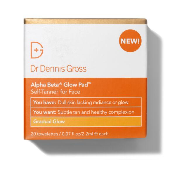 Alpha Beta Glow Pad Gradual Glow - 20 Application Packettes, , large, image1