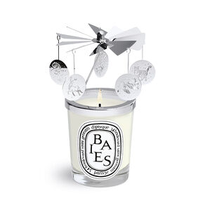 Carousel for 190g Candle
