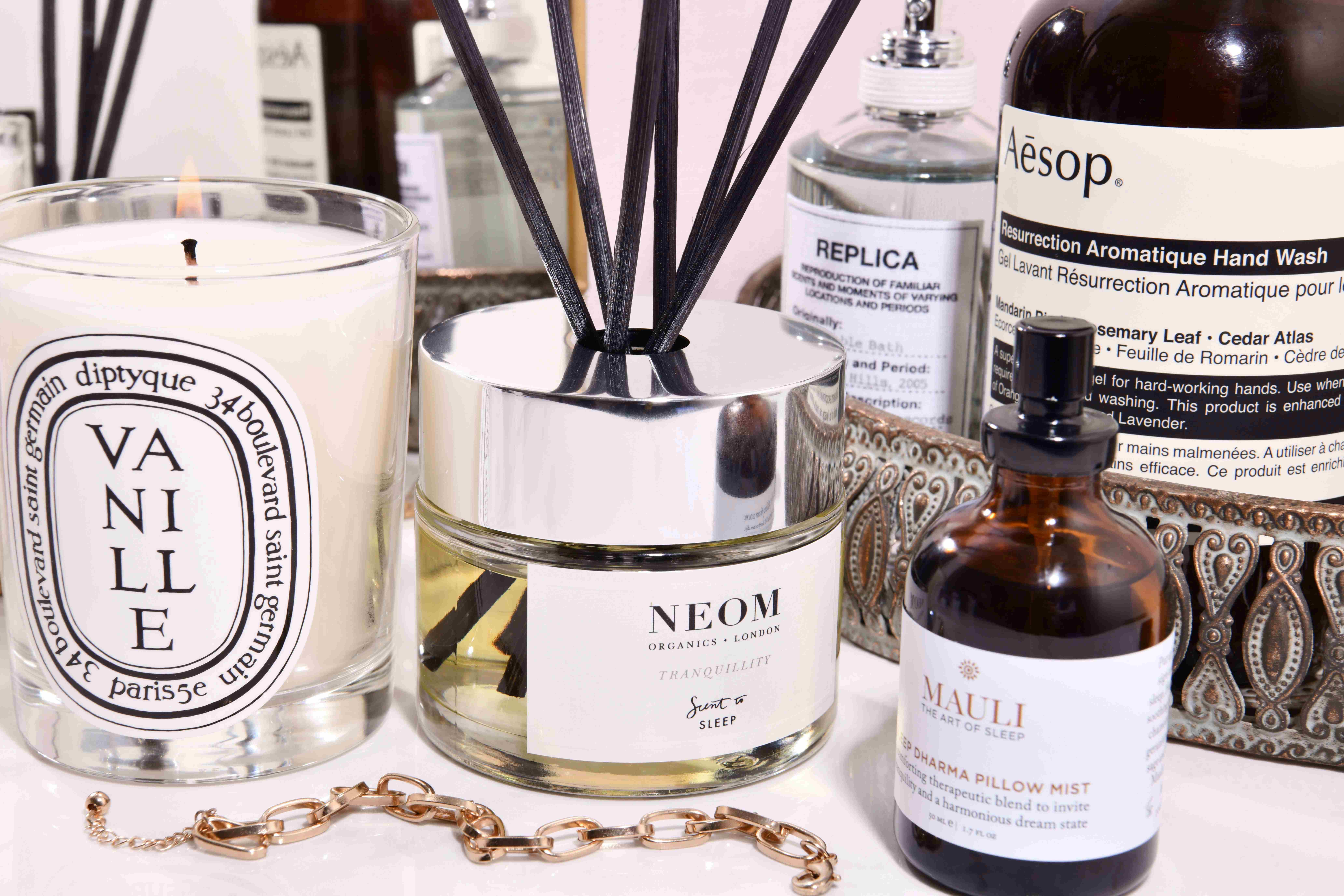 The Uplifting Self Care Scents For Twixmas Space Nk