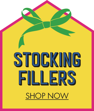 Stocking Fillers, Click and Shop now