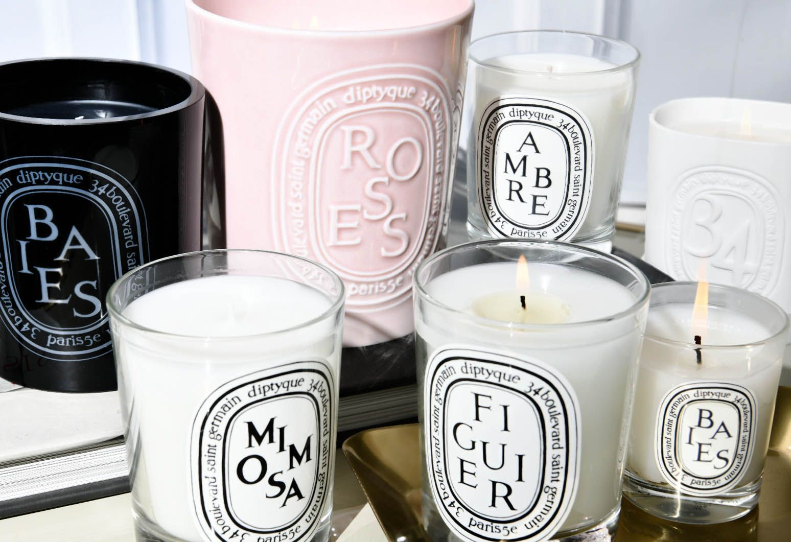 What Each Diptyque Candle Actually Smells Like   Space NK