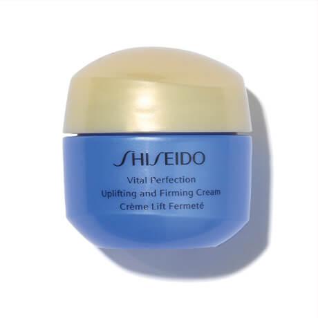 Shiseido Vital Protection Uplifting             & Firming Cream