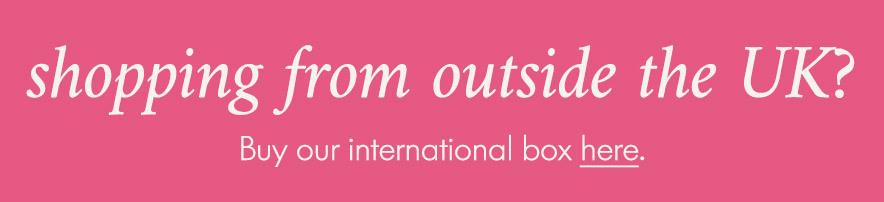 Mothers Day Gift Box - International