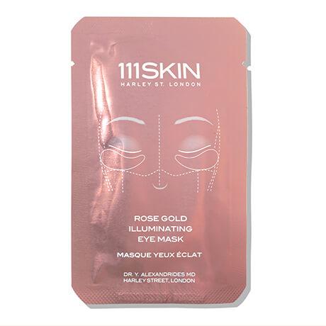 111 SKIN Rose Gold Illuminating              Eye Mask
