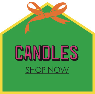 Candles - Shop now