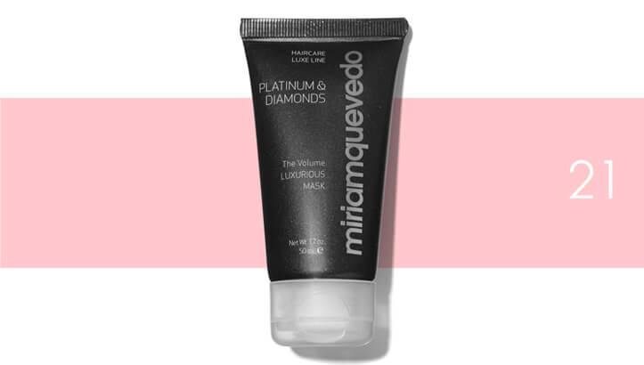 Platinum & Diamond Luxurious Mask