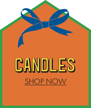 Candles, Click and Shop now