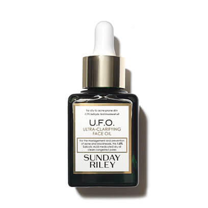 SUNDAY RILEY UFO ULTRA CLARIFYING FACE OIL