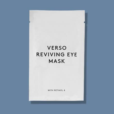 Verso Reviving Eye Mask