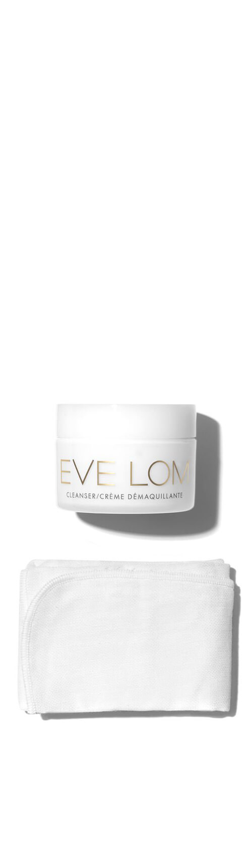 Eve Lom - Receive a travel size cleanser & muslin cloth when you spend £65 on Eve Lom