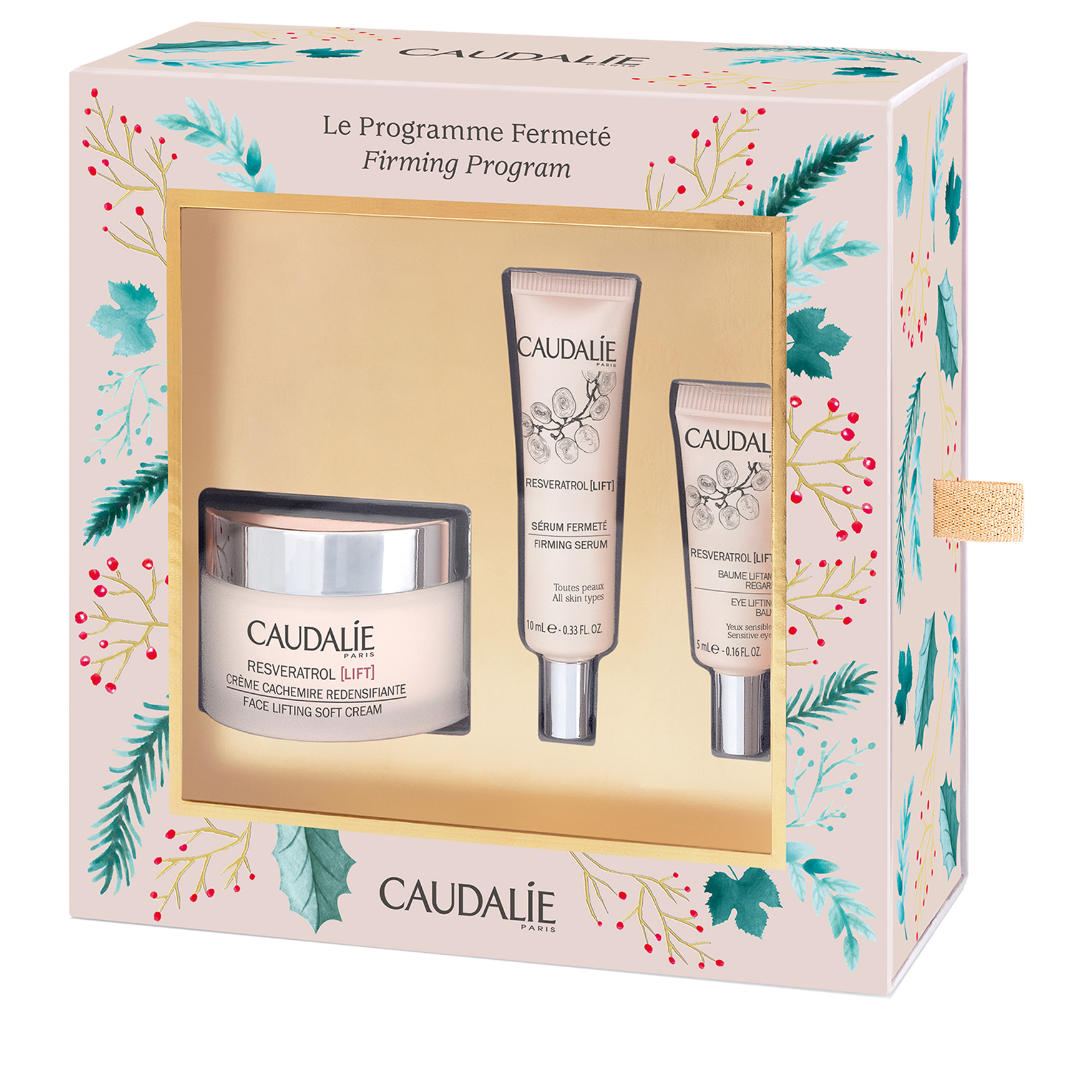 Caudalie Resveratrol Lift Firmingcollection Space Nk