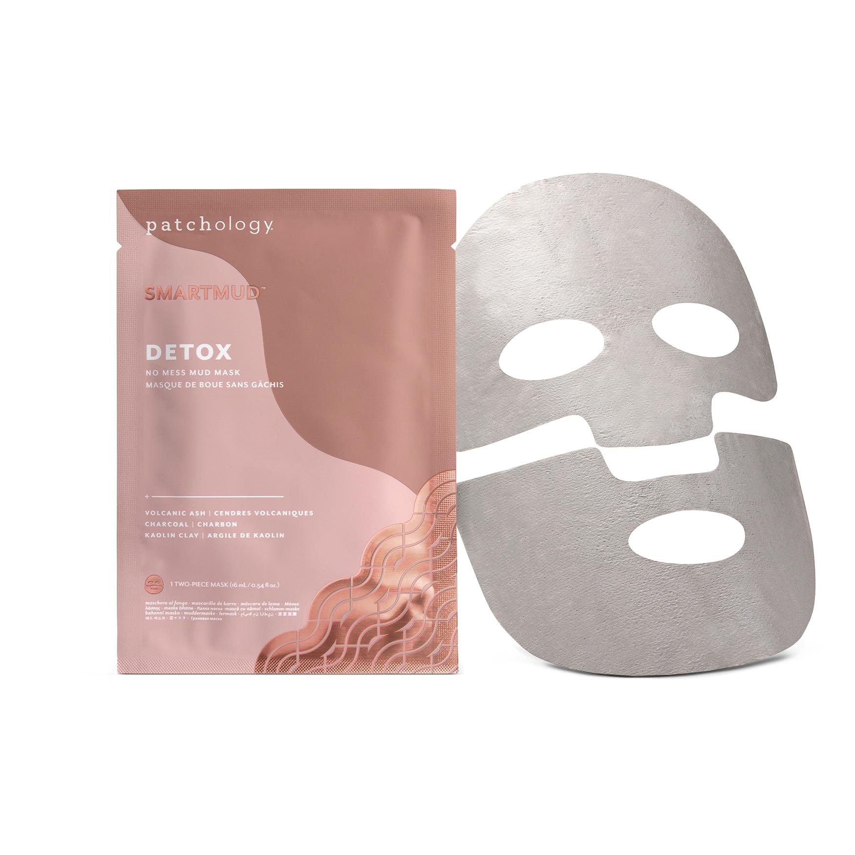 SmartMud No Mess Mud Masque: Detox, , large