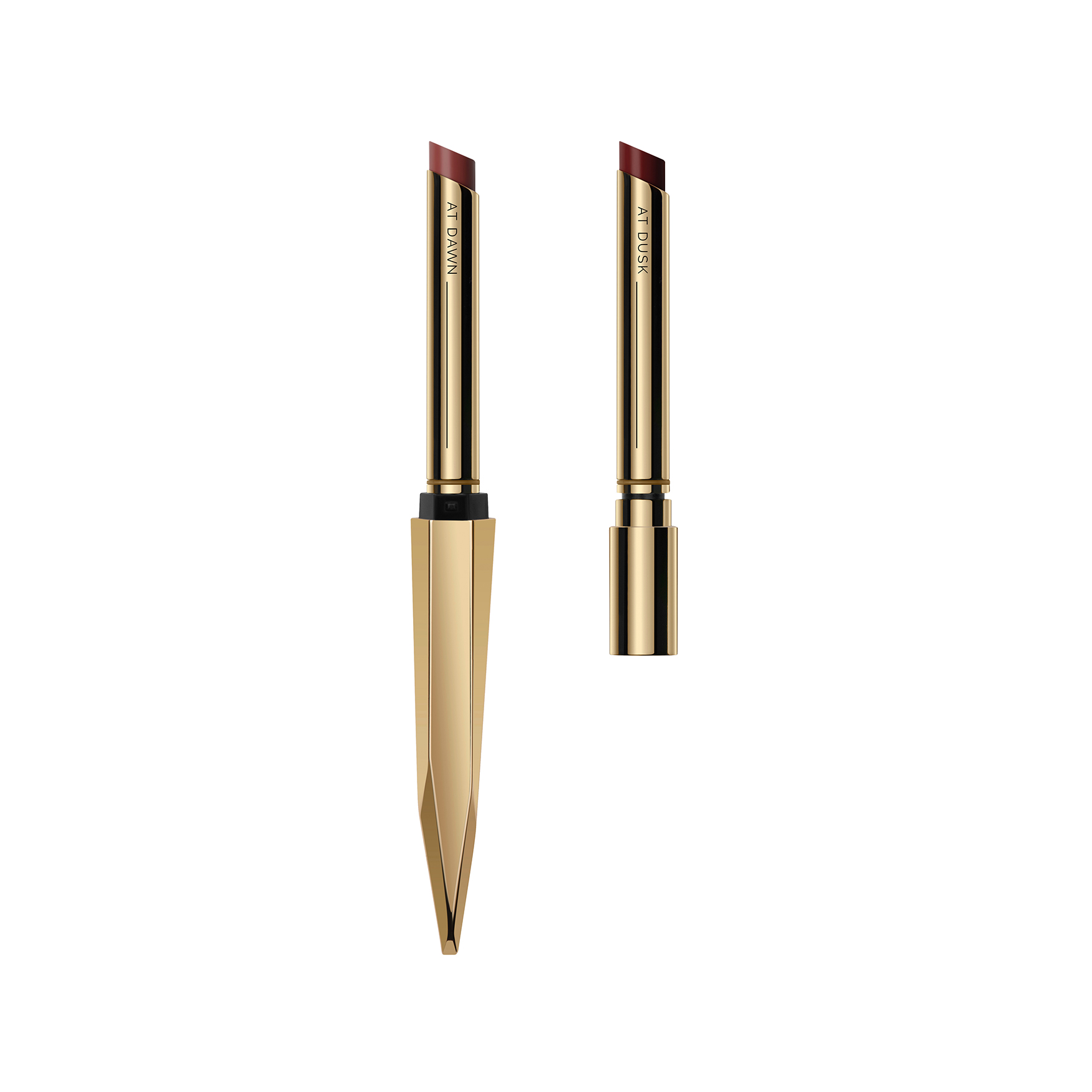 Confession Refillable Lipstick Duo Sculpture, , large
