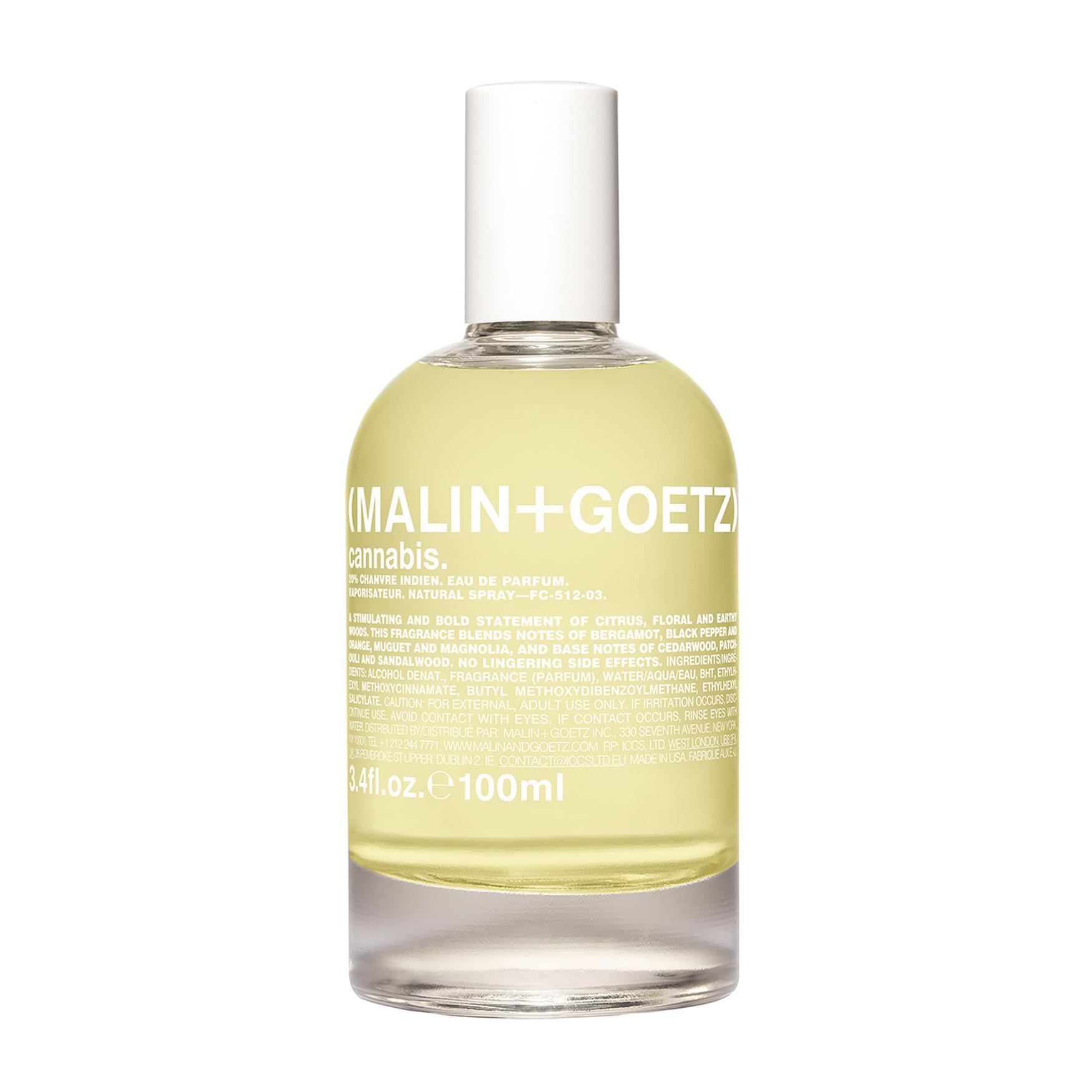 Malin Goetz Cannabis Eau De Parfum Space Nk