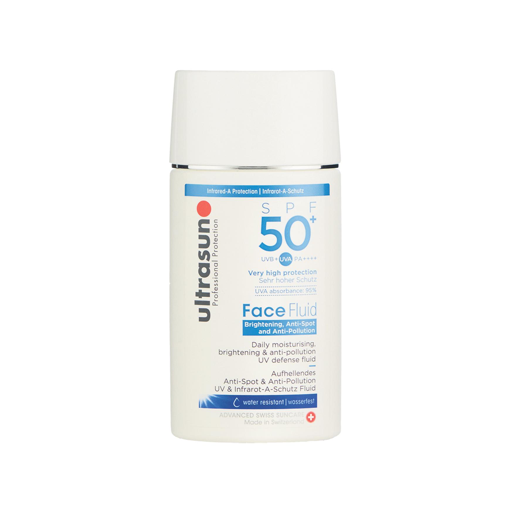 Face Fluid SPF50+ Anti-Spot & Anti-Pollution, , large