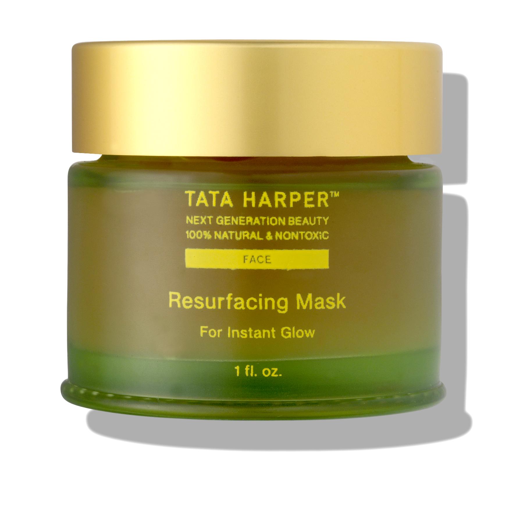 How It Works: Tata Harper ResurfacingMask