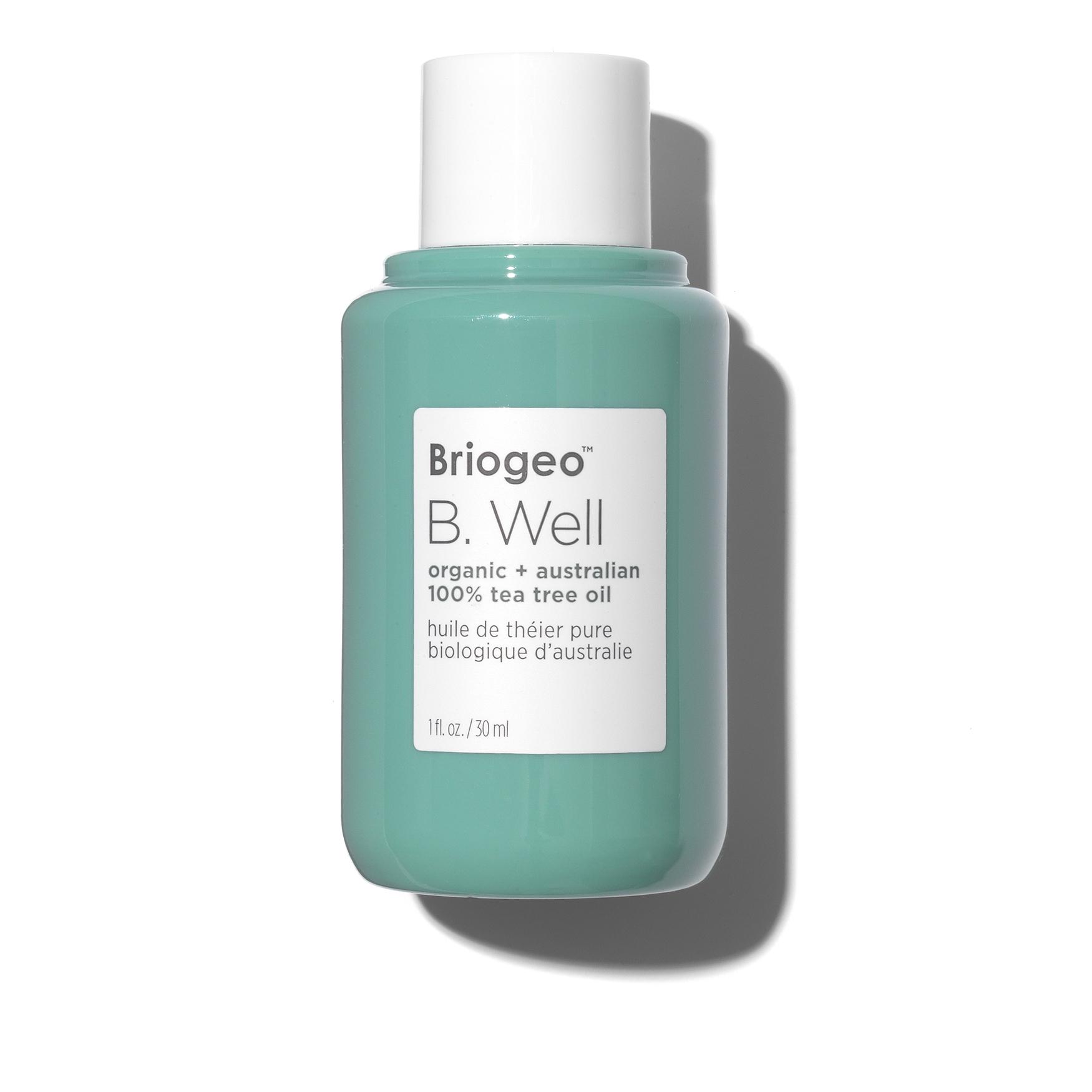 B. Well™ Organic + Australian 100% Tea Tree Oil, , large