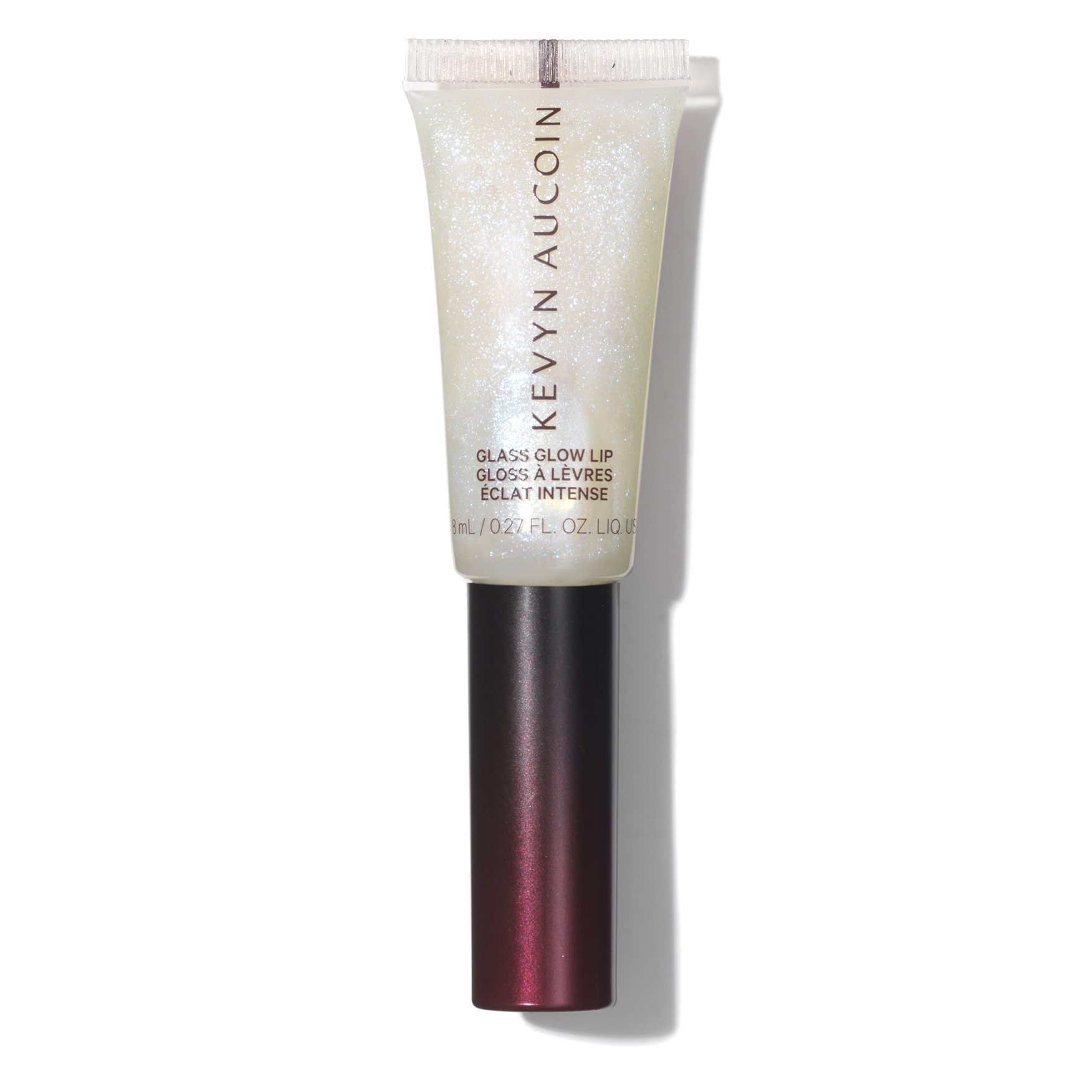Glass Glow Lip Gloss, CRYSTAL CLEAR, large