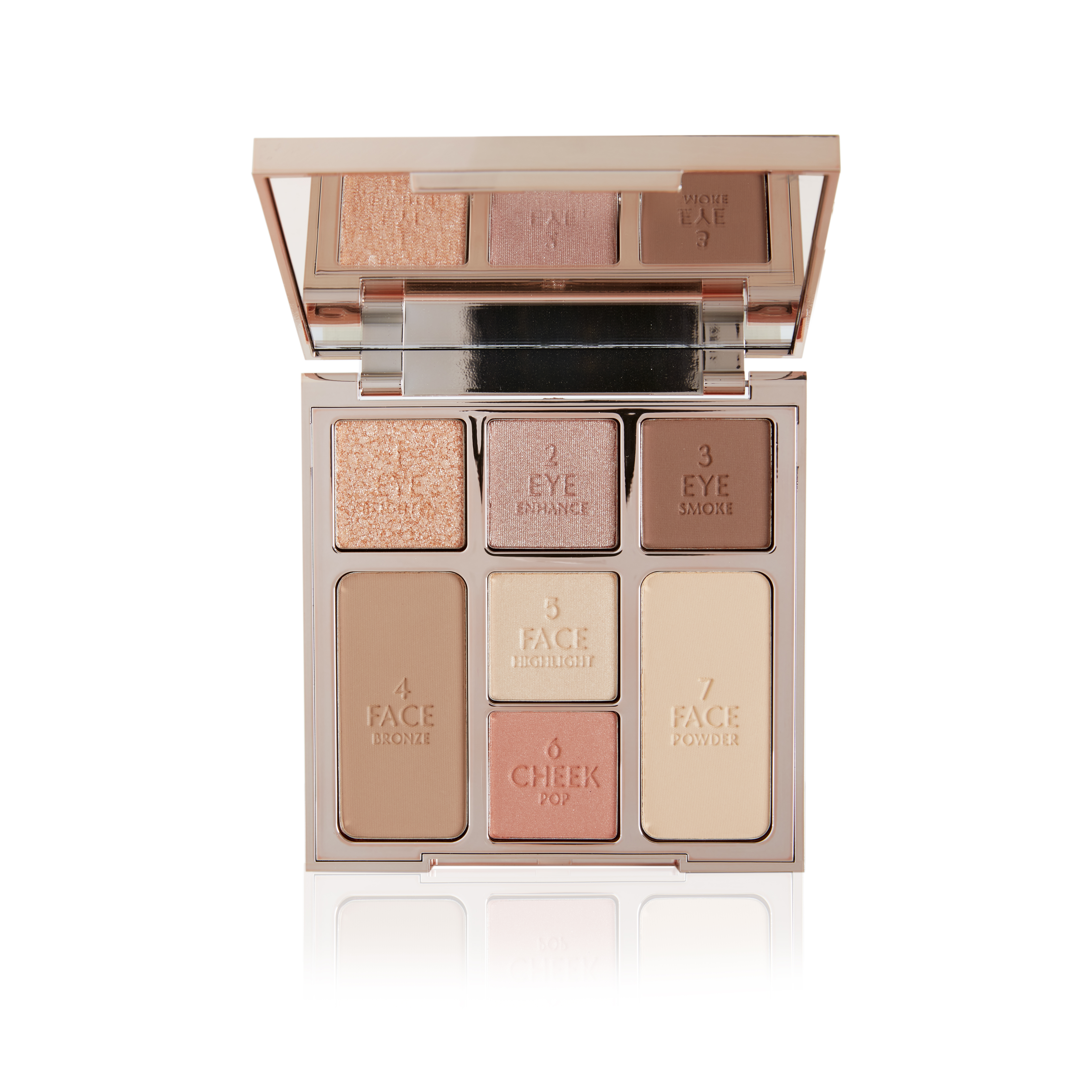 Look Of Love In A Palette, PRETTY BLUSHED BEAUTY, large