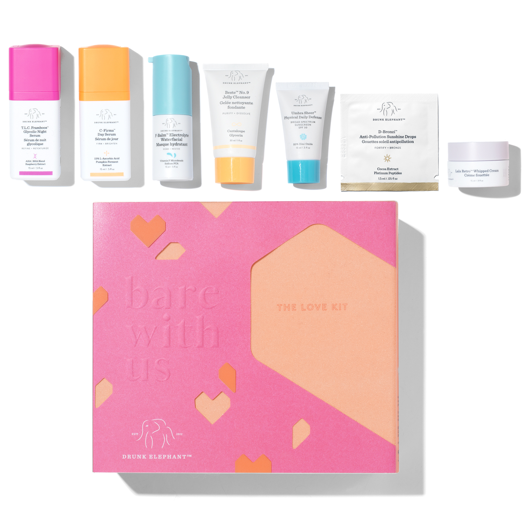 Bare with Us - The Love Kit, , large
