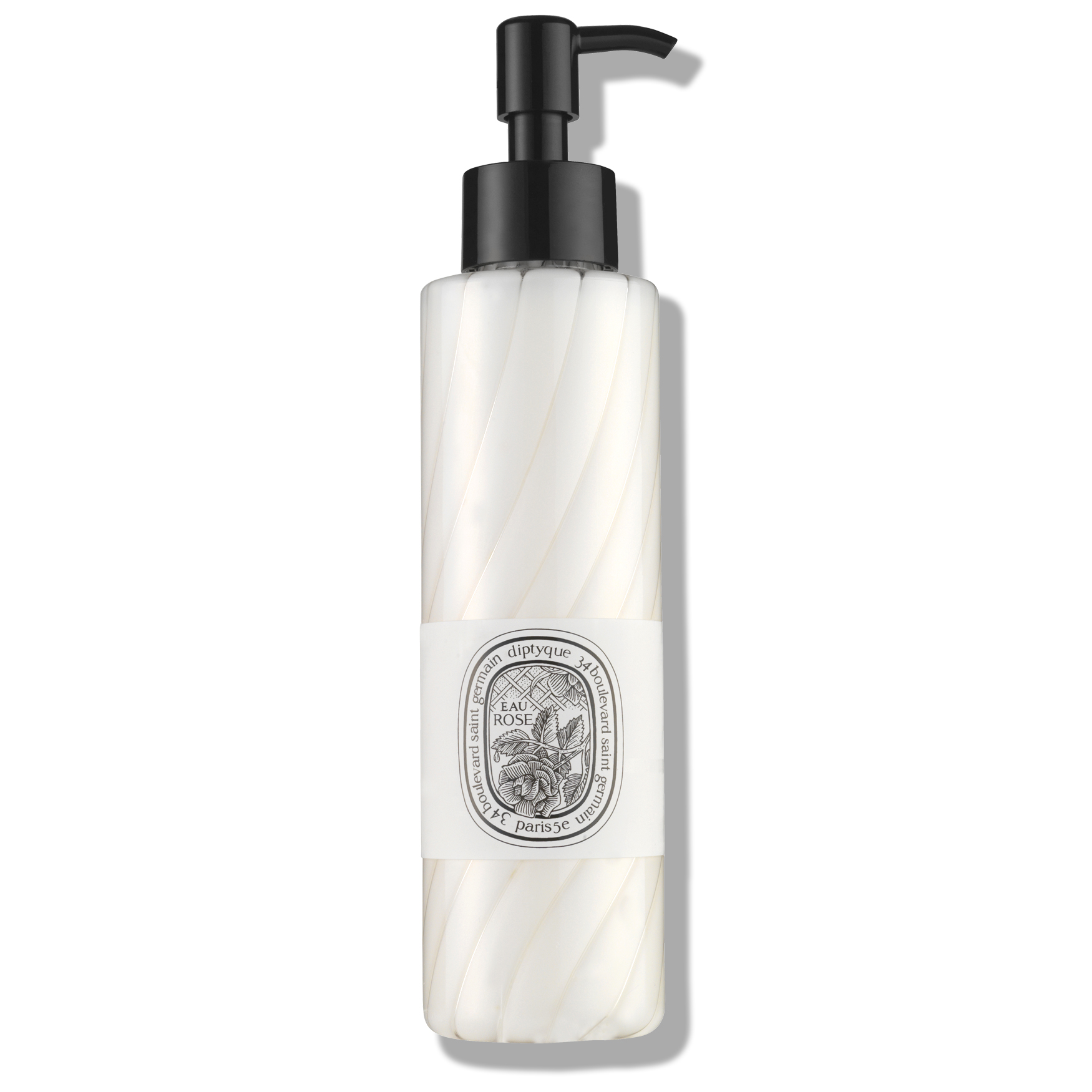 Eau Rose Hand and Body Lotion, , large