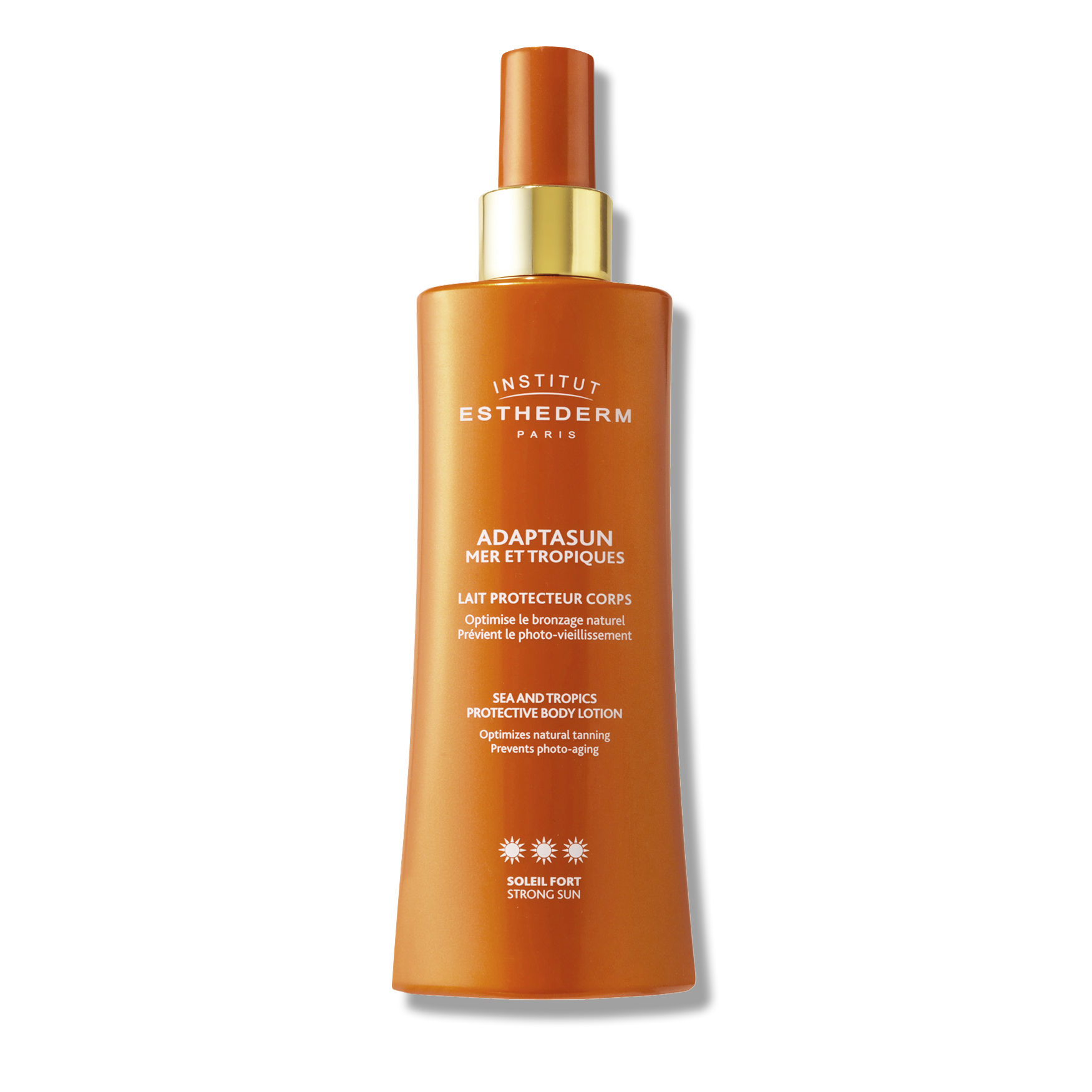 Adaptasun Body Lotion Strong Sun, , large