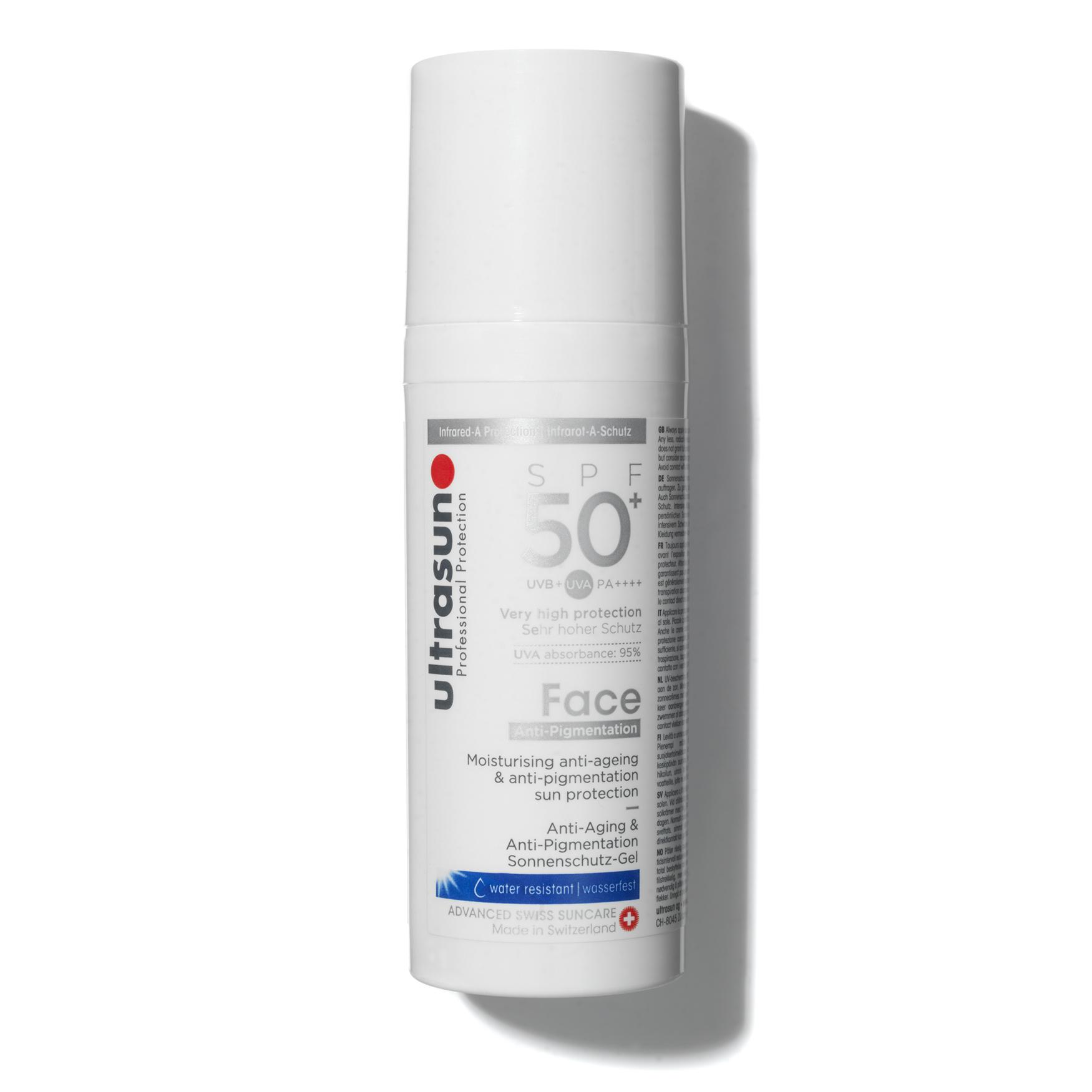 Ultrasun Very High 50+ SPF Face Anti Pigmentation Treatment, , large