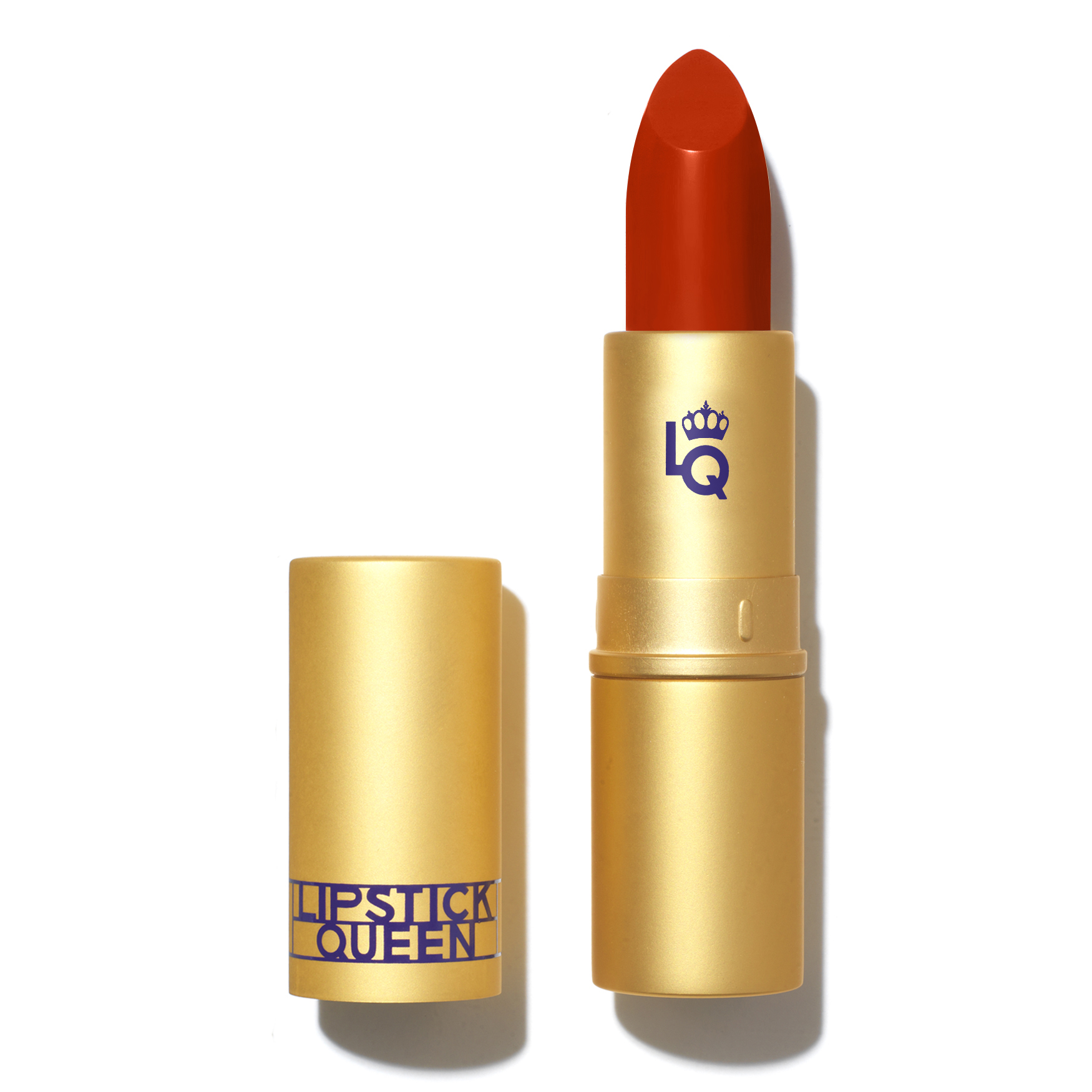 Saint Lipstick, CORAL RED, large