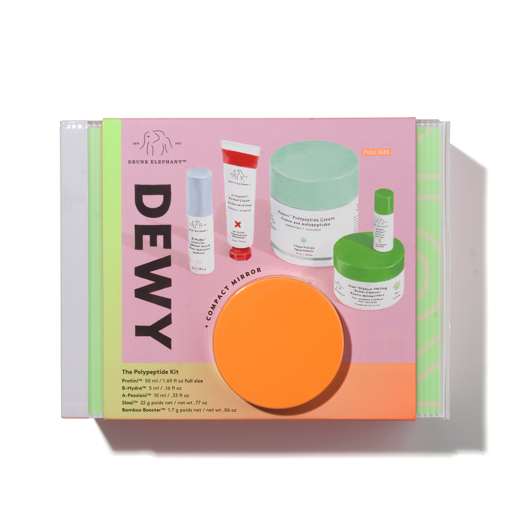 Dewy The Polypeptide Kit, , large