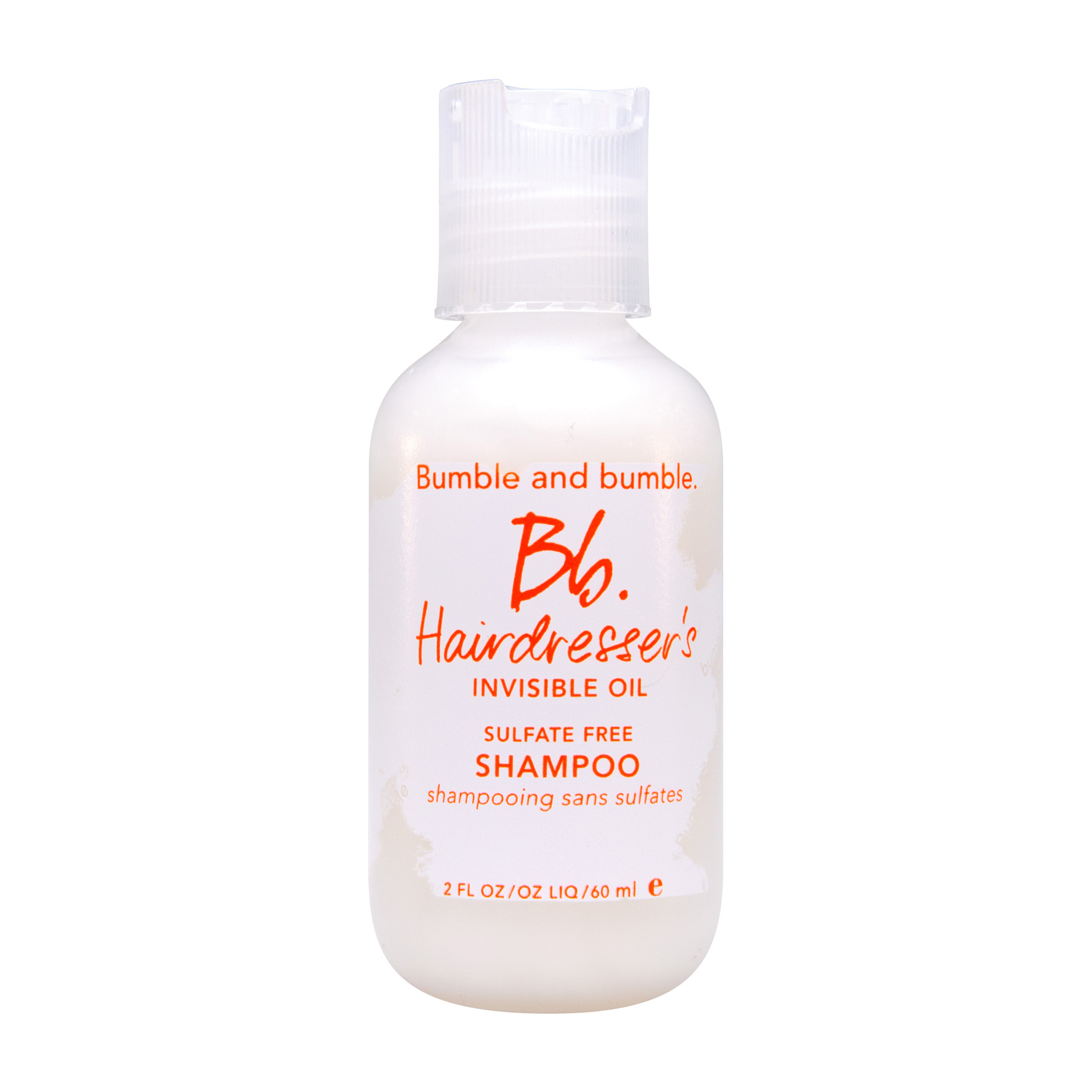 Hairdresser's Invisible Oil Shampoo Travel Size, , large
