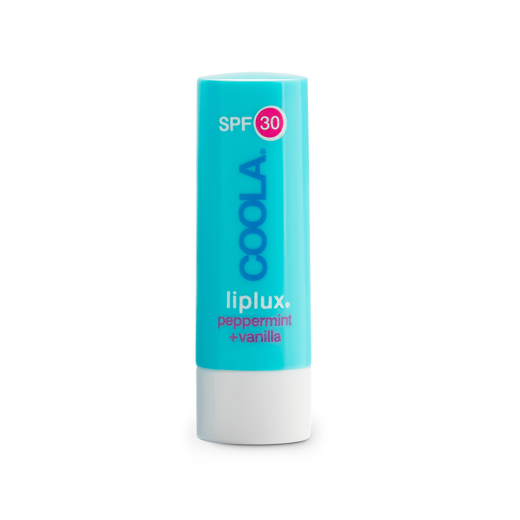 Liplux® SPF30 Organic Vanilla Peppermint Lip Sunscreen, , large