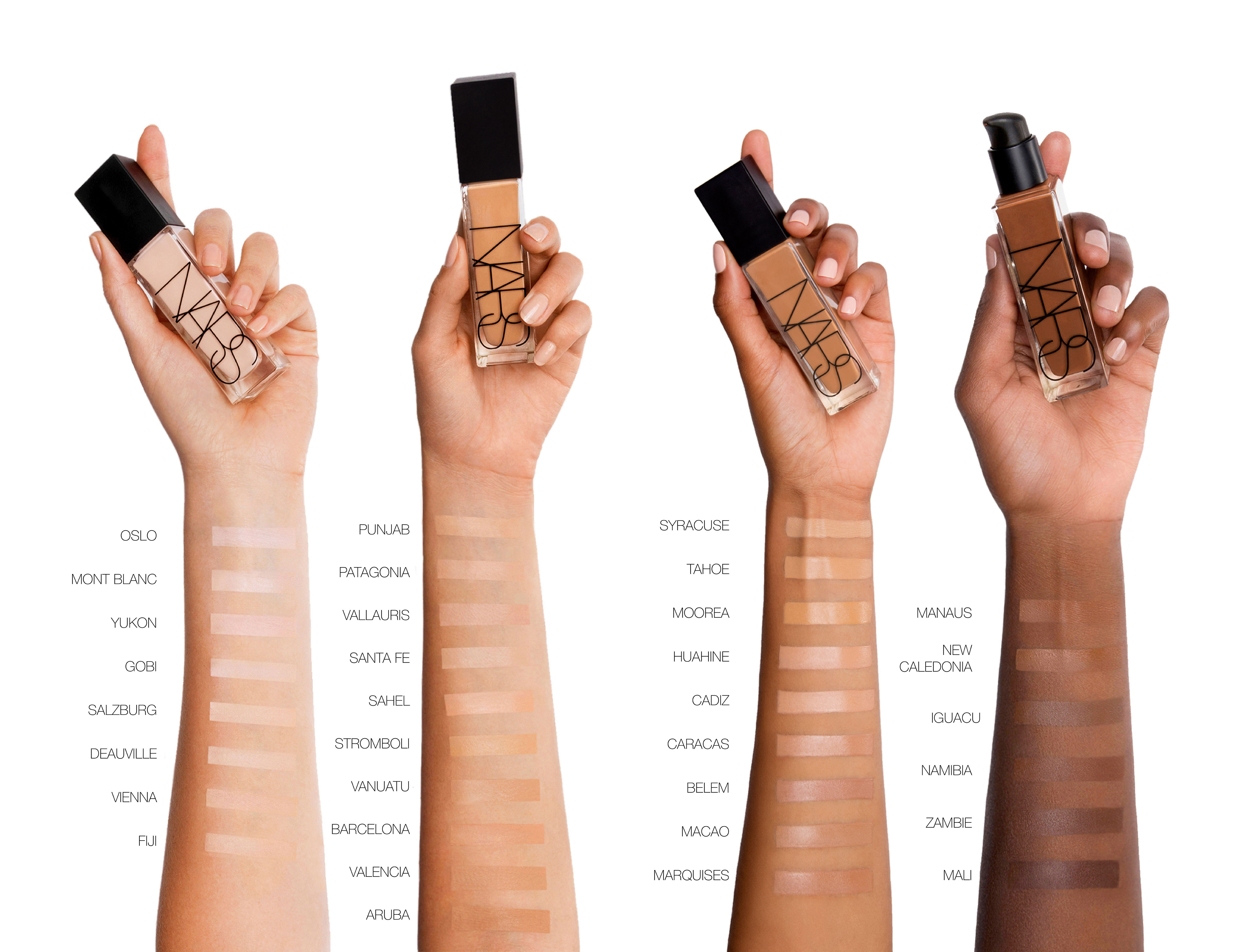 Nars Natural Radiant Longwear Foundation - Space.NK - GBP 0dff30868e30a