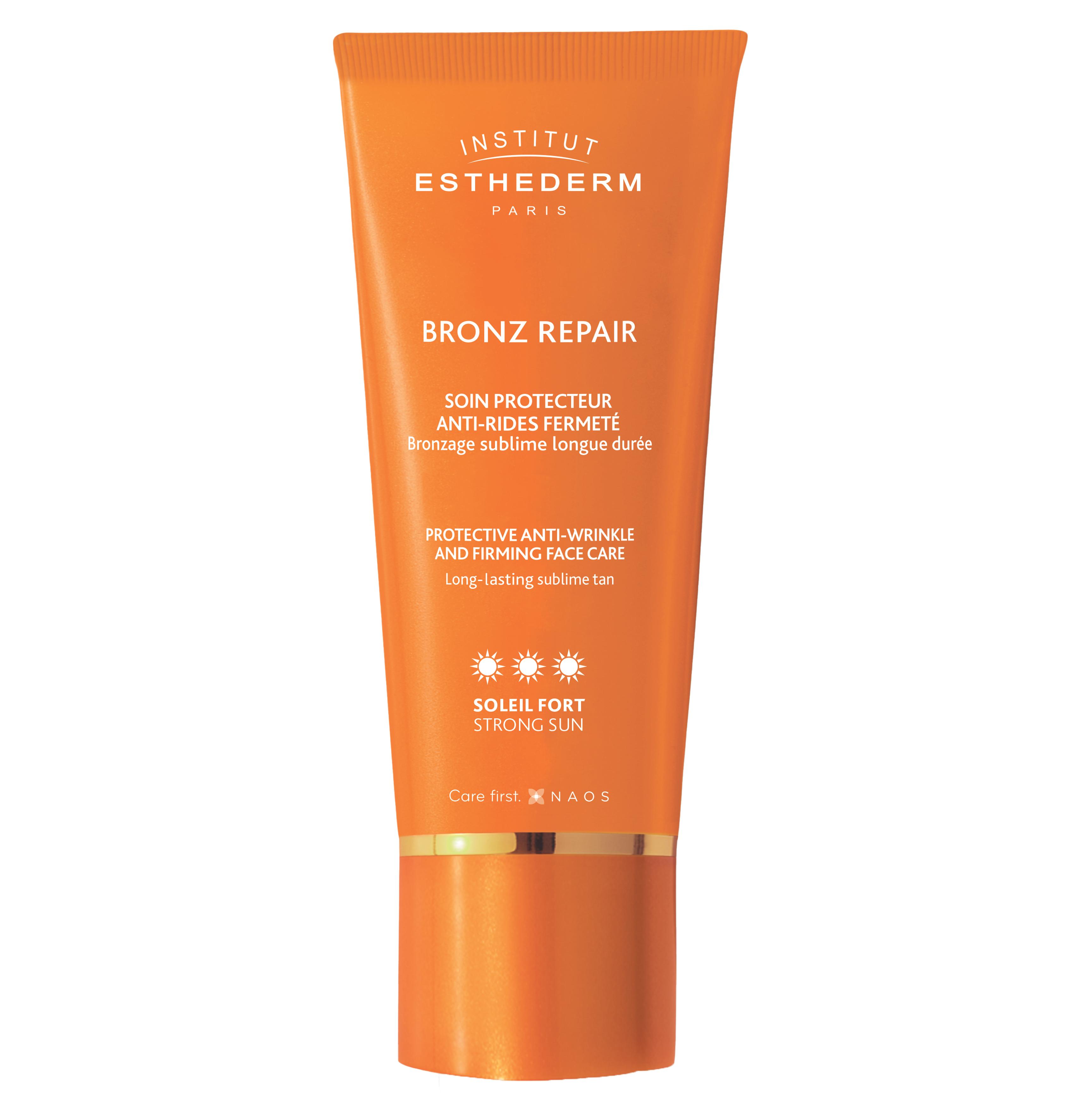 Bronz Repair Face Cream Strong Sun, , large