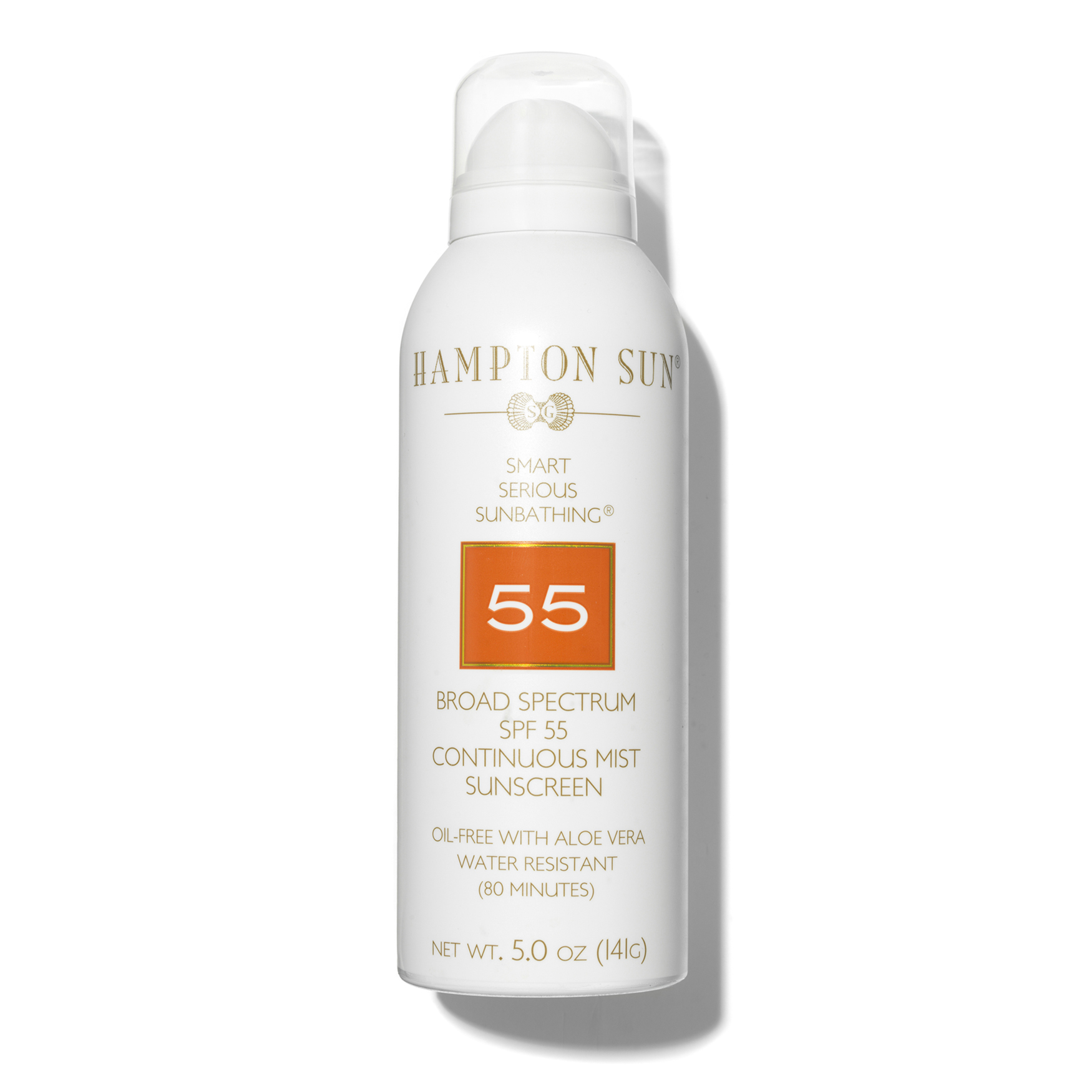 SPF 55 Continuous Mist Sunscreen, , large
