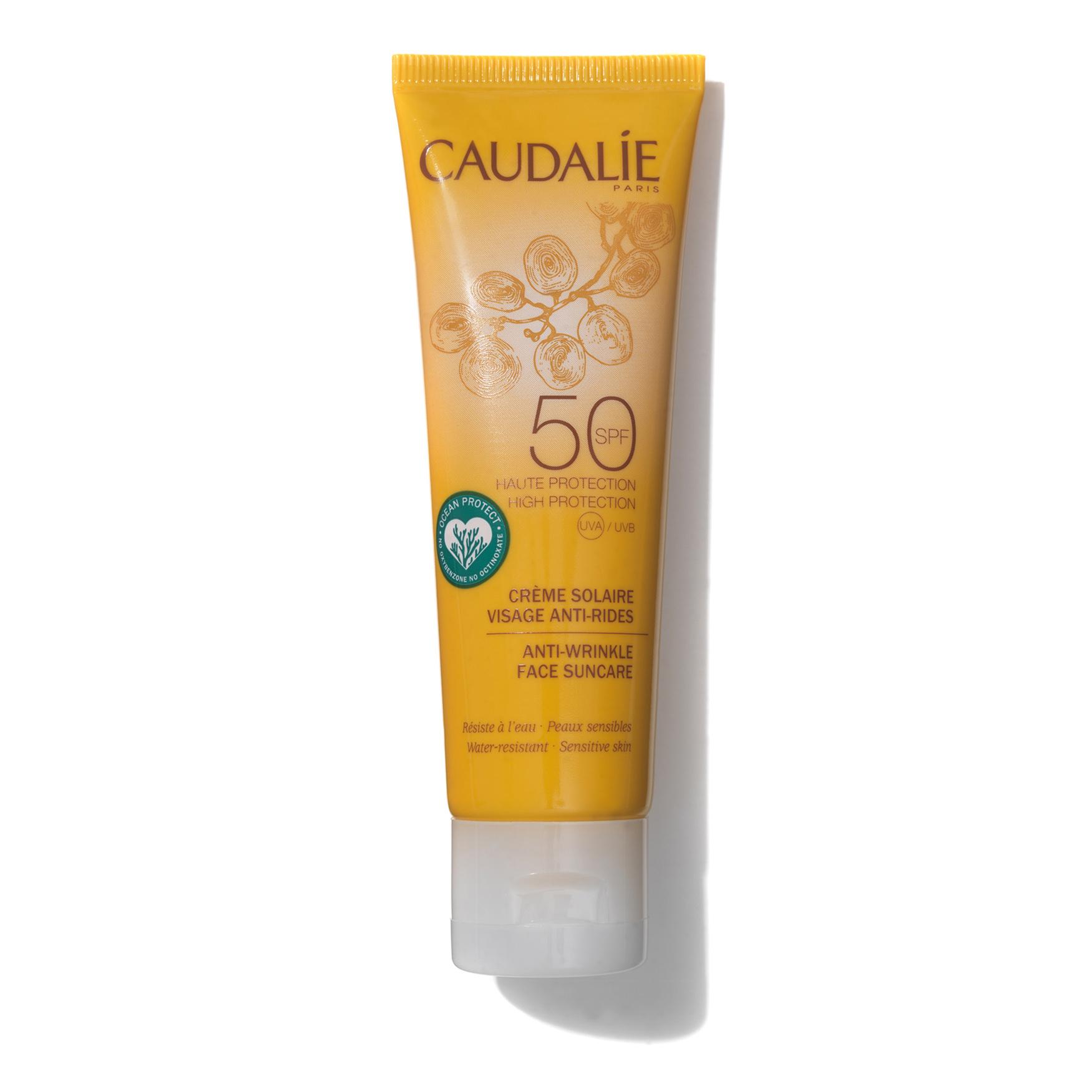 Anti-Wrinkle Face Suncare SPF50, , large