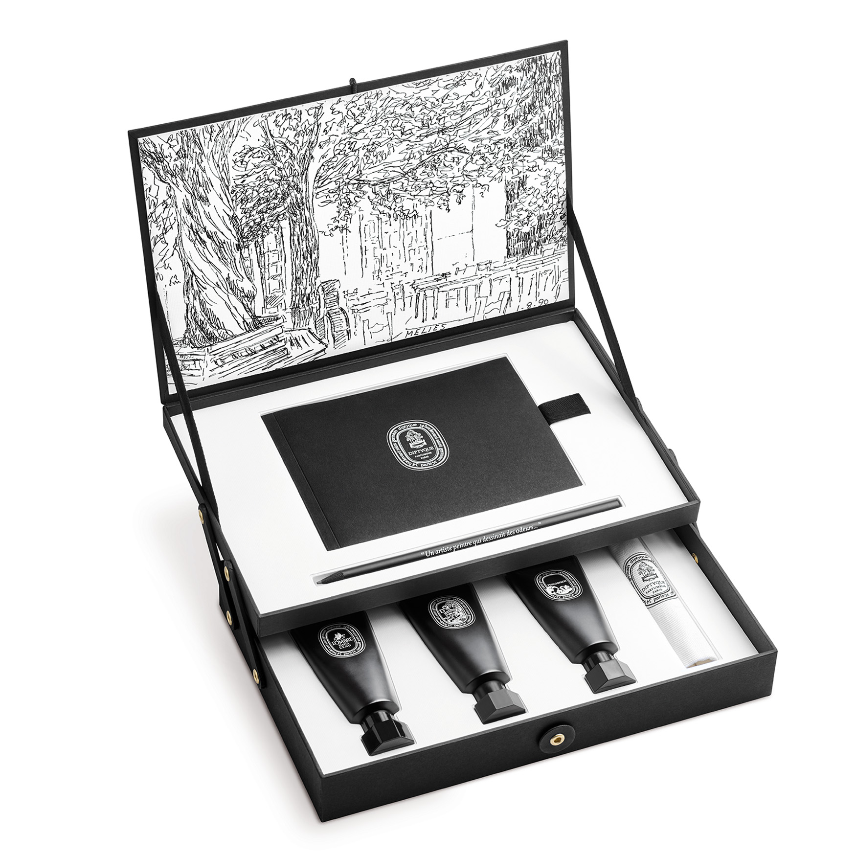 50th Anniversary Limited Edition Perfume Oil Coffret, , large