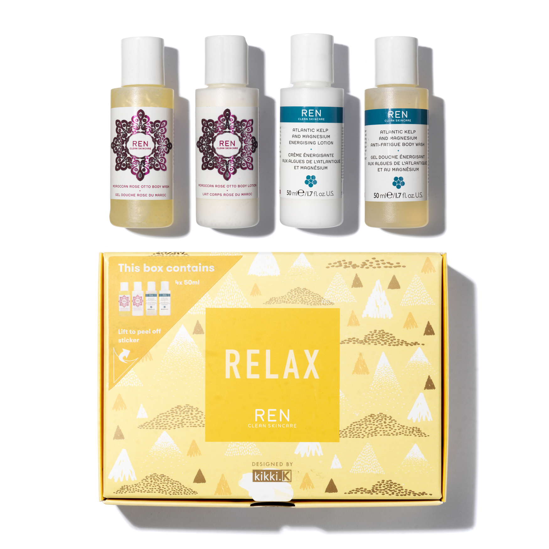 Relax Gift Set, , large