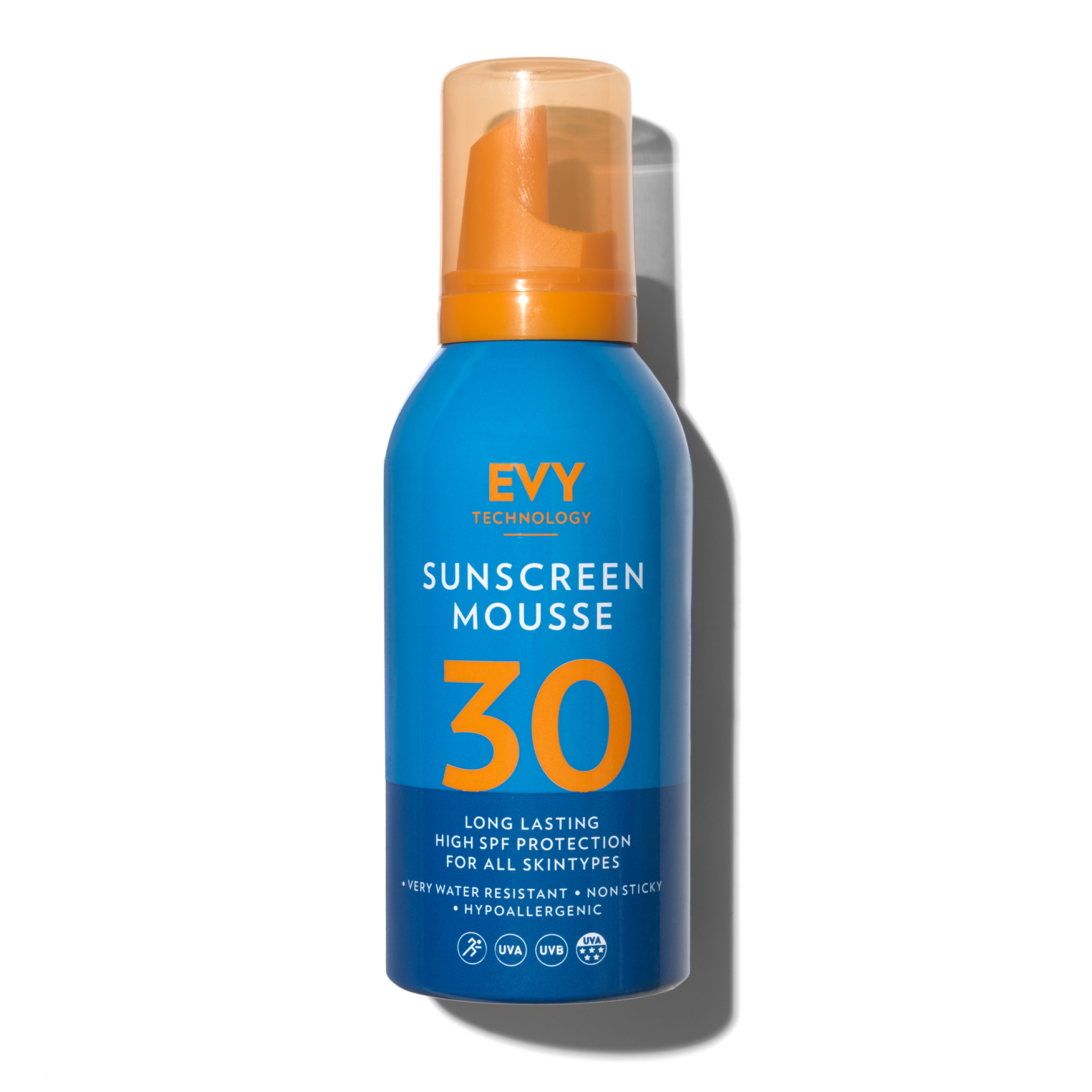 Sunscreen Mousse SPF30, , large