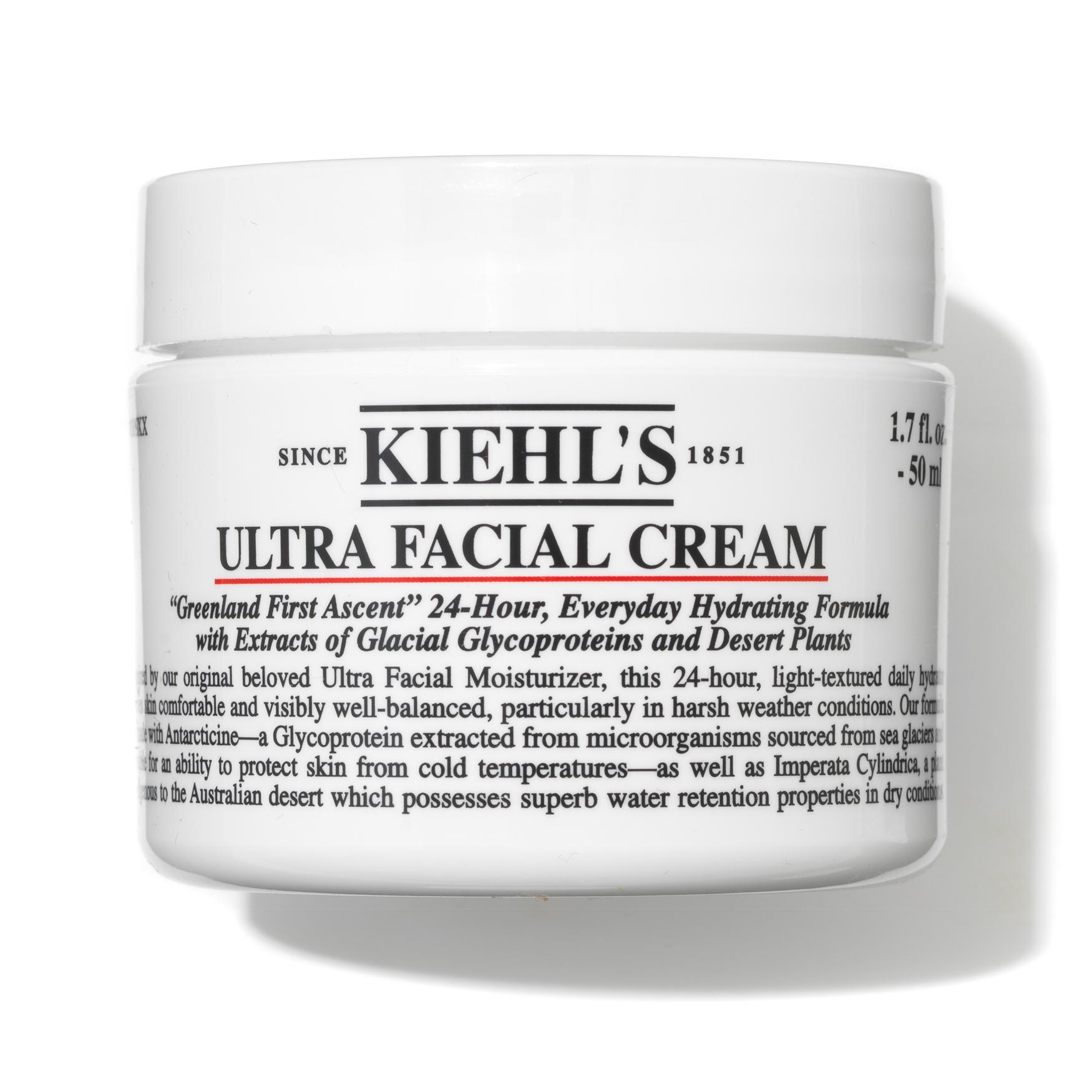 Ultra Facial Cream Kiehls Baby Lip Balm