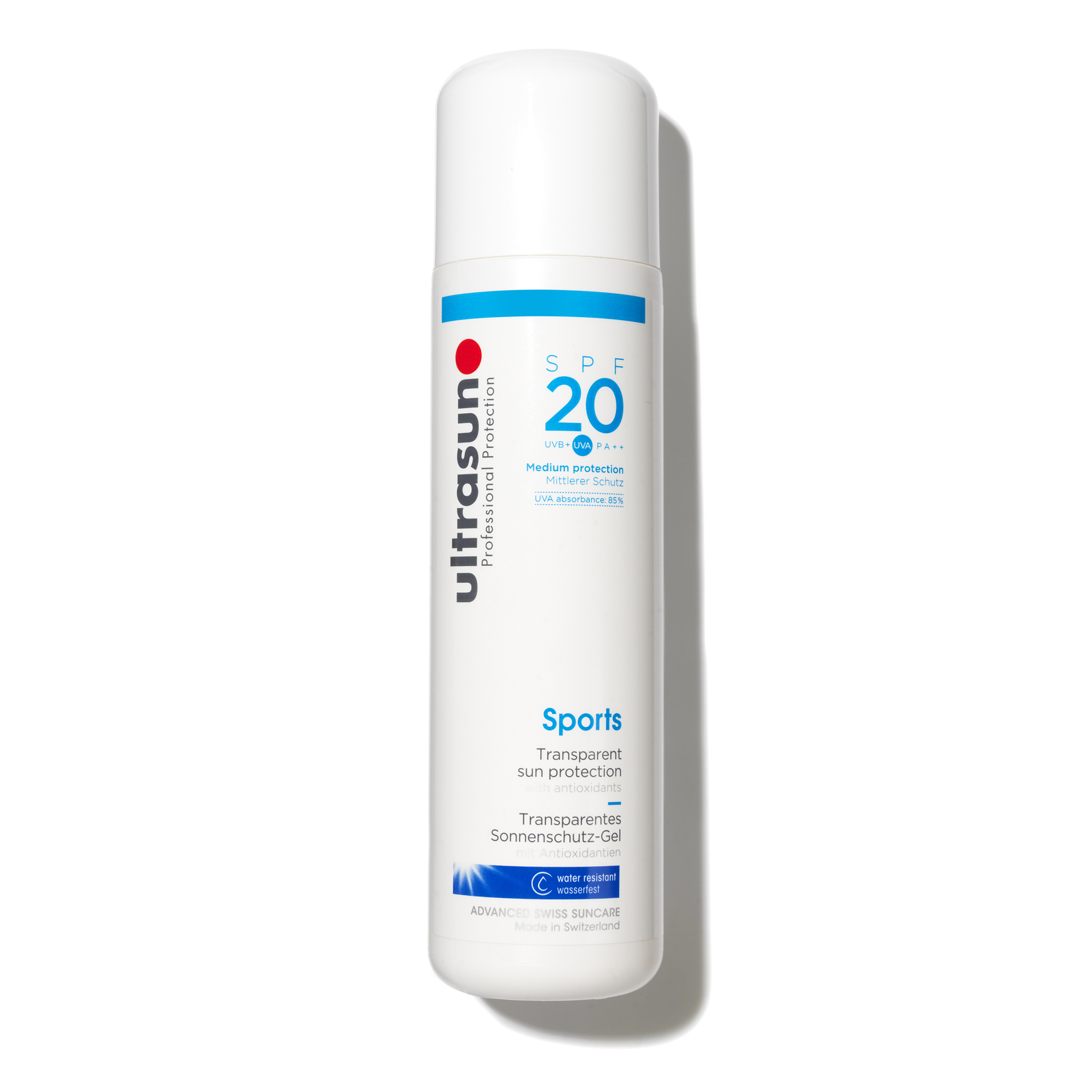Ultrasun Medium Sports 20 SPF, , large
