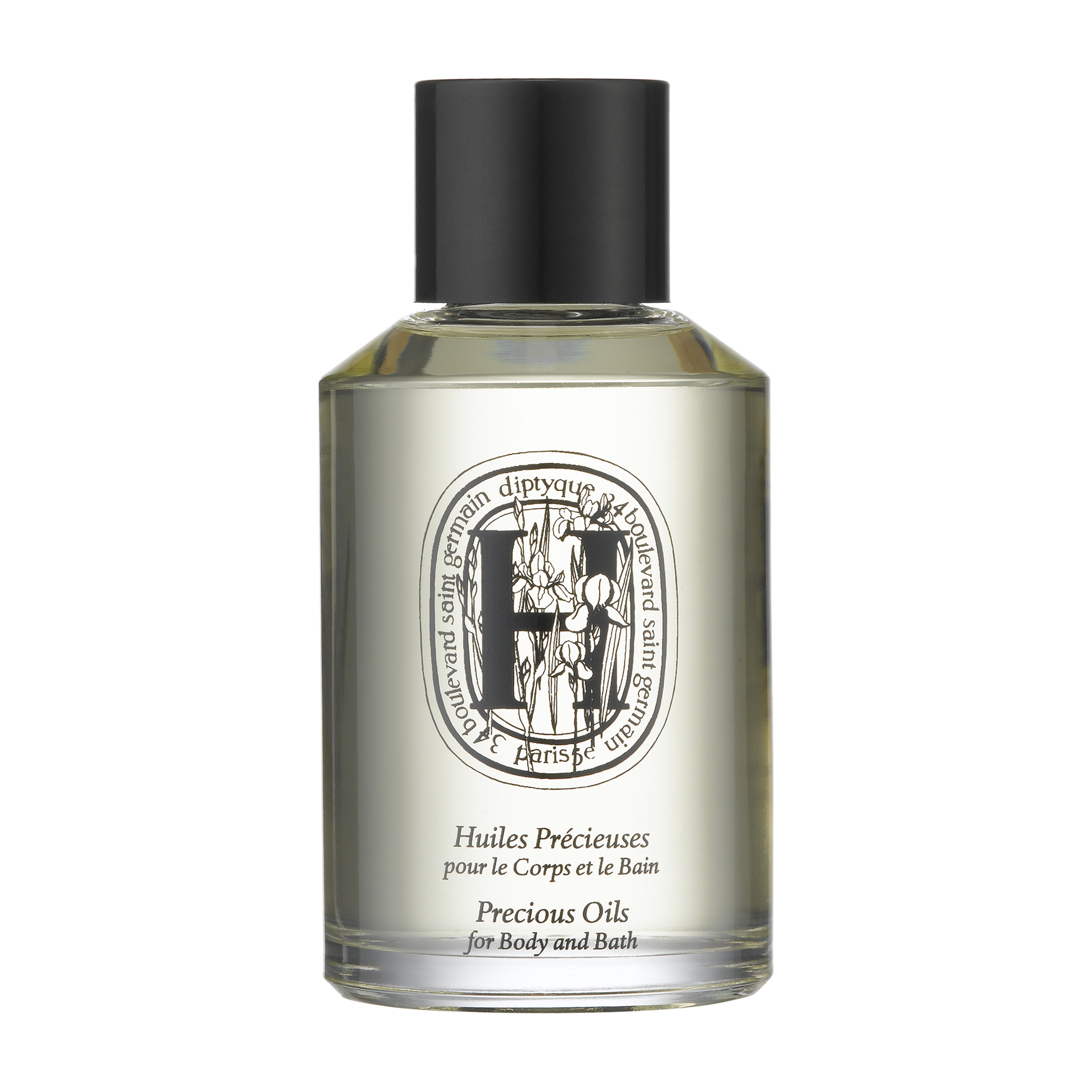 Precious Oils for Body and Bath 125ml, , large
