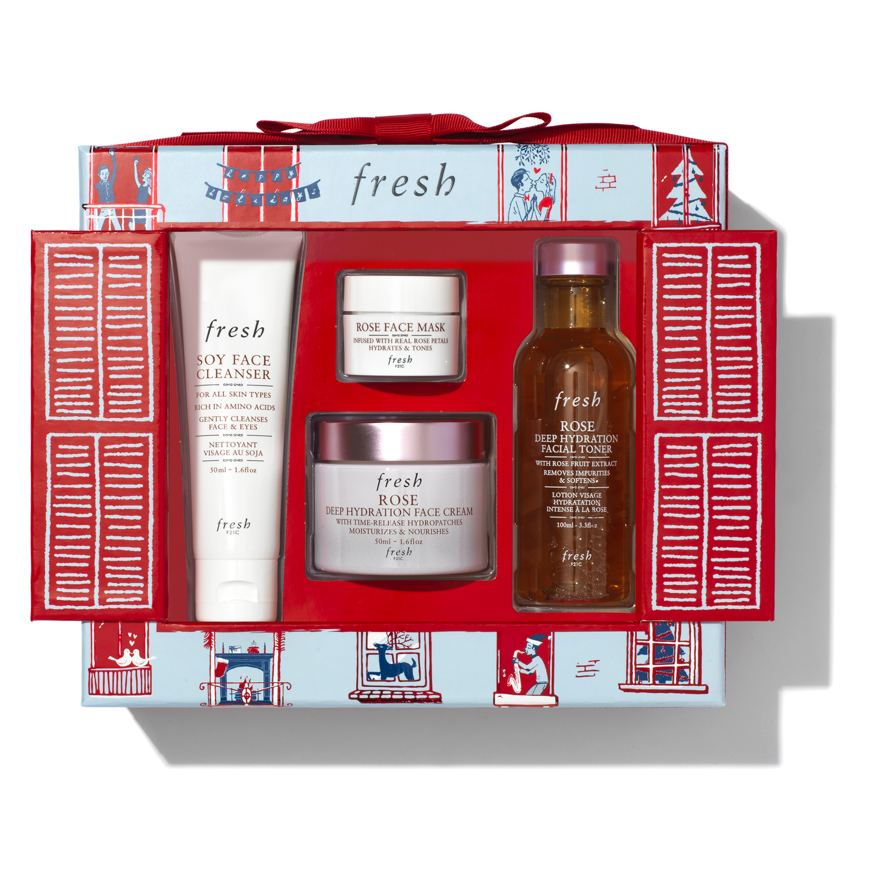 Fresh Hydration Ever After Gift Set Space Nk