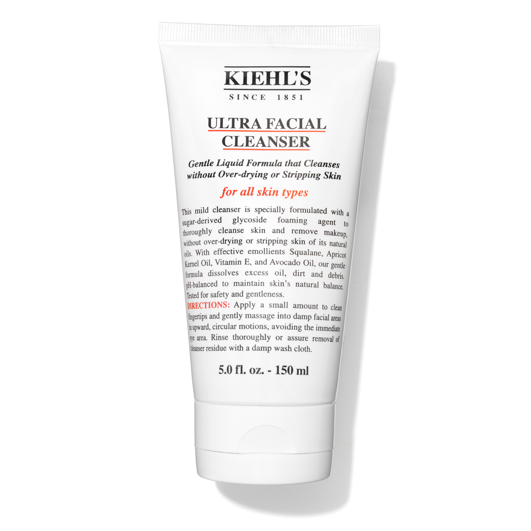 Ultra Facial Cleanser, , large